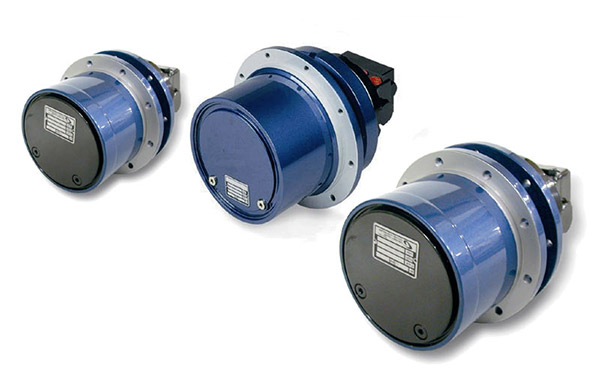 Final Drive Motors for Hyundai Mini Excavators